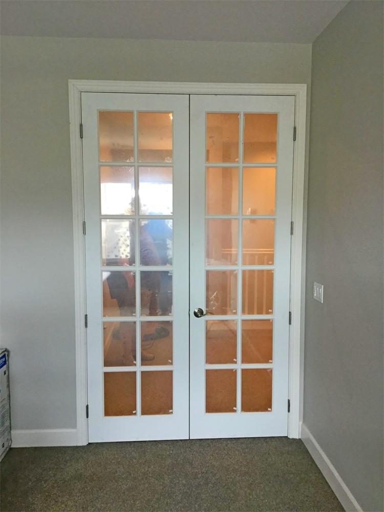 After Double door