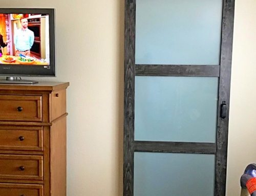 Replacement Barn Doors Project