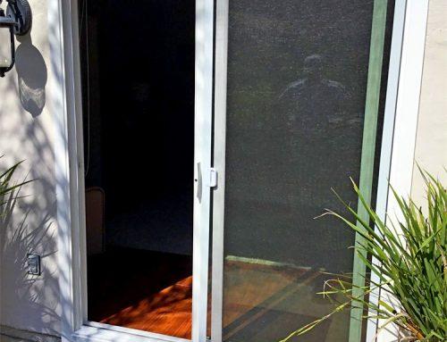 Replacement Patio Door Project