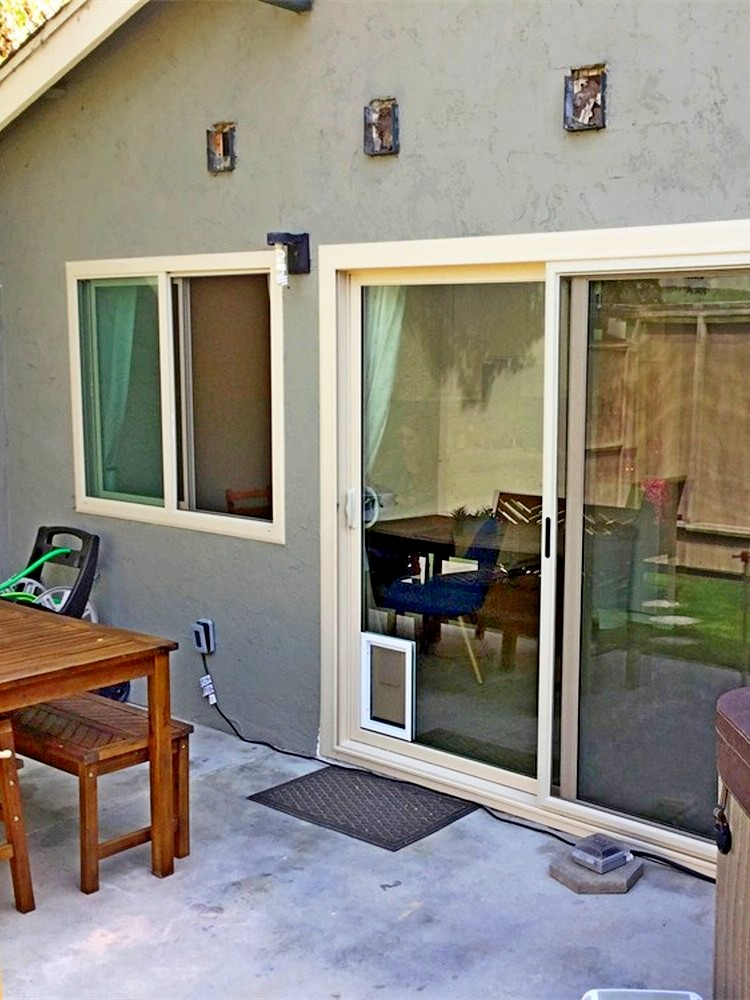 Pet Entry Door Replacement