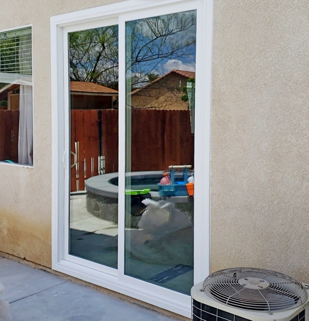 Window to Patio Door Conversion in Temecula