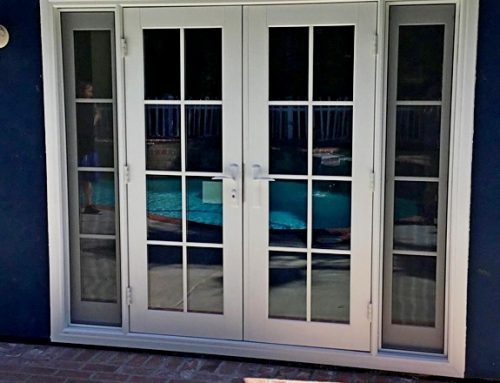 French Door Conversion in Temecula