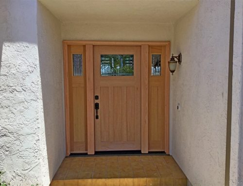 Entry Door Replacement in Murrieta