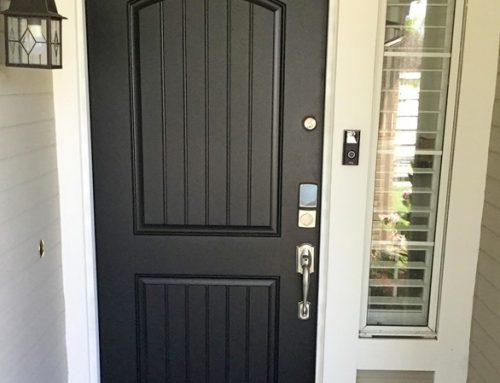 Entry Door Replacement in San Diego