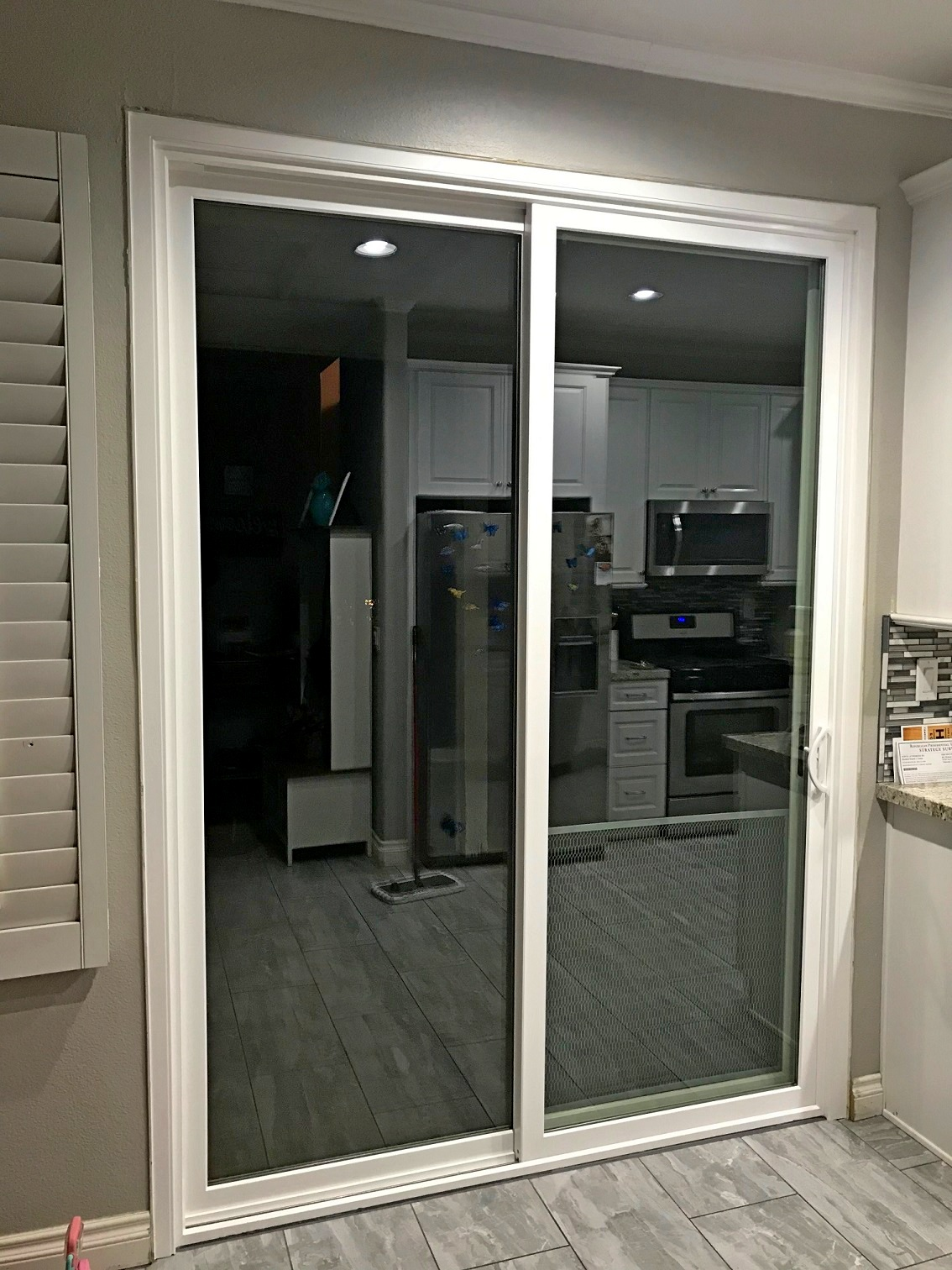 Patio Slider Door Replacement