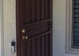 Security Door Replacement San Diego