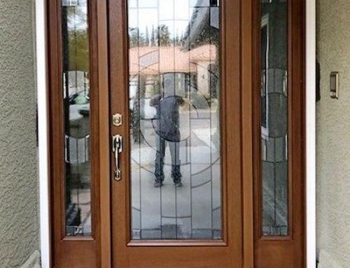 Front Door Replacement in Fallbrook CA