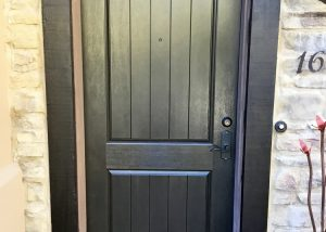 Front Door Replacement in Hemet (outside)