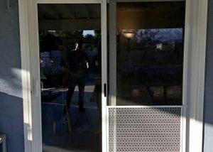 Patio Door Replacement in Homeland