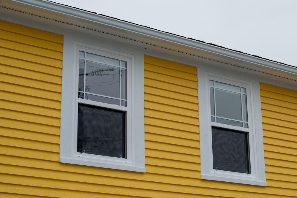 Double Hung Windows (Window Glossary Window Parts)